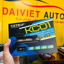 Cam hành trình VIETMAP KC01 - Ghi hình 2K