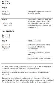 system of equations elimination method worksheet answers szzljy rh szzljy com