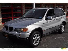 2002 Titanium Silver Metallic BMW X5 3.0i #45169236   GTCarLot.com ...