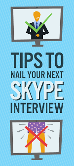 Advice For Second Interview Tips And Tricks For The Skype Job Interview Business And