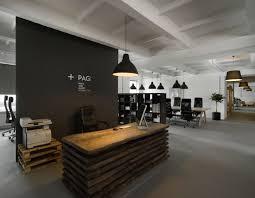 great office interiors. Pride And Glory Interactive | Krakow Office Interior Reception, Minimal Branding, Materials Great Interiors