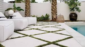 large patio pavers are the hottest