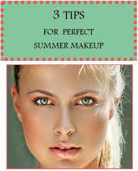 summer makeup for oily skin tips for