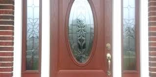 oval glass door insert entry door replacement glass sidelight glass inserts entry door glass replacement front