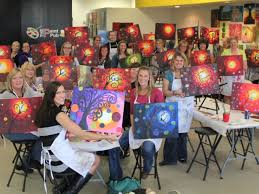 wine and painting chicago best paint and sip in minnesota wcco cbs minnesota templates