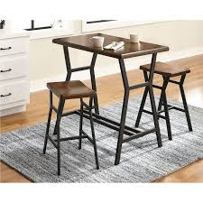 3 Piece Kitchen Rug Sets Elegant Home Mini Bar Design Presenting Espresso Wooden 3 Piece