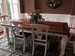 style of farmhouse dining chairs
