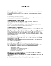 ... Sample Teen Resume 11 Best Generic Objectives ...