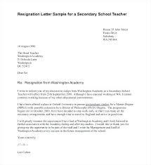 good letter of resignation good letters of resignation resume