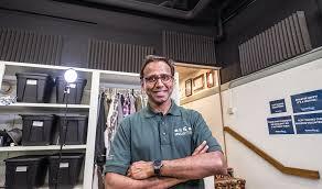 Prabu David: New research areas | MSUToday | Michigan State University