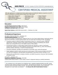 Medical Assistant Resume With No Experience Mesmerizing Administrative Assistant Resume Sample Samples Medical Examples No