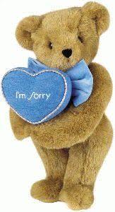 15 i m sorry bear