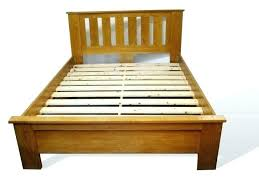 Amazing Extra Strong Bed Frame Single Sturdy King Double Cot Queen ...