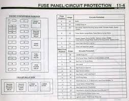 ford bronco fuse box diagram ford wiring diagrams