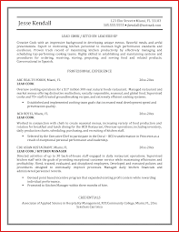 Cook Resume Format Sample Cook Resumes Templateszigyco Cook