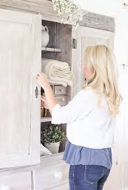 white washing furniture. See This Antique Armoire Get A Beautiful Whitewashed Makeover And Learn The  Perfect Technique For Whitewashing White Washing Furniture |