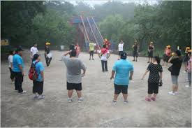 Beijing Weight Loss Camp Teaches Overweight Chinese Teens How to Get Fit