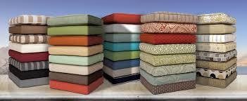 custom outdoor cushions dream and pillows sunbrella fabrics exterior foam intended for 9