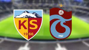 Kayserispor Trabzonspor canlı izle Selçuksport Justin TV Jestyayın  taraftarium24 şifresiz