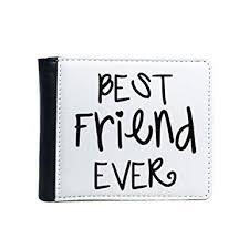 Amazon Friendship Best Friend Ever Words Quotes Flip Bifold Inspiration Quotes On Friendever