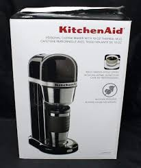 kitchenaid 4 cup personal coffee maker picture 1 of 9 kitchenaid kcm0402cu 4 cup personal coffee