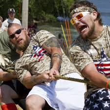 LeClaire, Port Byron go for bragging rights at annual Tug Fest | Local News  | qctimes.com