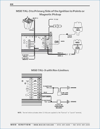msd 7al wiring diagram for box wiring diagram update