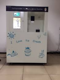 Yogurt Vending Machine Awesome New Type Vertical Full Automatic Frozen Yogurt Machine Soft Ice