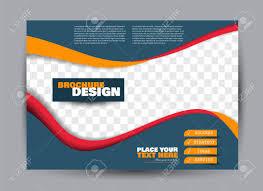 School Billboard Design Flyer Brochure Billboard Template Design Landscape Orientation