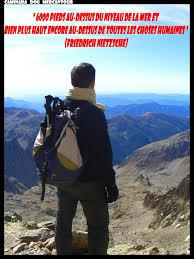 Caminada Dou Mercantour Citation De Montagne Nietzsche