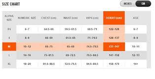 Nike Boys Size Chart Nike Boys Size Chart Size Chart Sturtevants