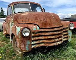 Old Trucks Classic Cool American Icon Alive And Well In The Pacific ...