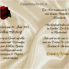 Spruche Zur Goldenen Hochzeit Einladung Goldene Einladungskarten