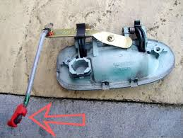MGF Door Handle Removal Guide MG Roverorg Forums
