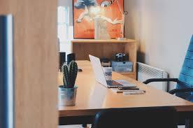 office desk work. Beautiful Work Work Space Desk Ergonomic Chair Computer Throughout Office Desk Work