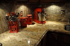 Granite Overlay For Kitchen Counters This Granite Countertop Shows Butcher Block Countertops Venetian