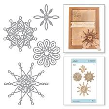 Christmas Snowflakes Pictures Shapeabilities Yuletide Snowflakes Etched Dies A Charming Christmas Collection By Becca Feeken