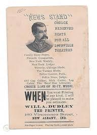 Advertising Trade Cards - Guide to Value, Marks, History ...