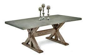 concrete kitchen table top concrete kitchen table top diy