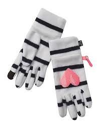Gap Gloves Size Chart Buy Girls Girls Pro Fleece Tech Gloves Online At Nnnow Com