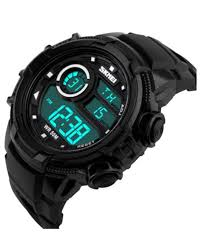 buy skmei imported trendy casual digital pu quartz 5 atm mens buy skmei imported trendy casual digital pu quartz 5 atm mens watch online best prices in rediff shopping