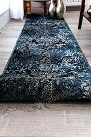 average long runner rugs for hallway modern navy blue rug brown premium black runners hallways lovely l