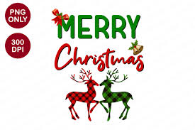 Merry Christmas Sublimation Png Graphic By Sinedigitaldesign Creative Fabrica