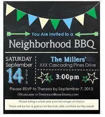 Gettogether Invitations Hosting A Neighborhood Get Together Neighborhood Get Together