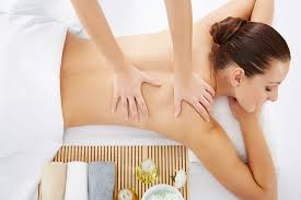 Massage afvallen