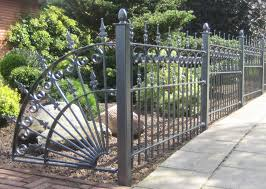 decorative metal fence panels. Modren Decorative Decorative Metal Fence Panels Magnificent On Other Intended Best Fencing  With Wrought Iron Amoy 16 To I