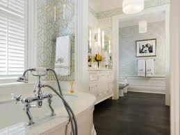bathroom pendant lighting. Black White Bathroom Decoration Using Drum Shades Modern Pendant Light Including Lighting