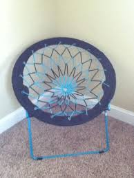 Bungee Cord Chair DIY