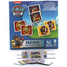 <b>Мемори Щенячий</b> Патруль, 48 карточек <b>Paw Patrol</b>