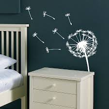 Small Picture Dandelion Wall Sticker Wall sticker Dandelions and Vinyl wall
